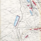 Tredegar Iron & Coal Company Map Page B 1