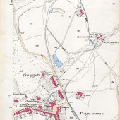 Tredegar Iron & Coal Company Map Page C 1