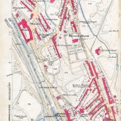 Tredegar Iron & Coal Company Map Page D 1