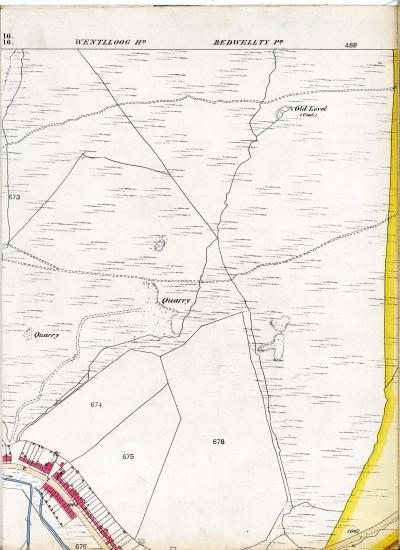 Tredegar Iron & Coal Company Map Page A 3