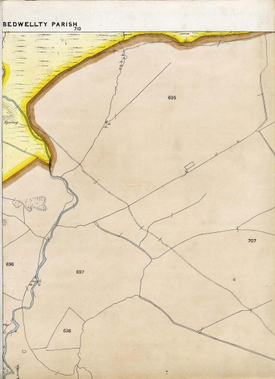 Tredegar Iron & Coal Company Map Page A 5