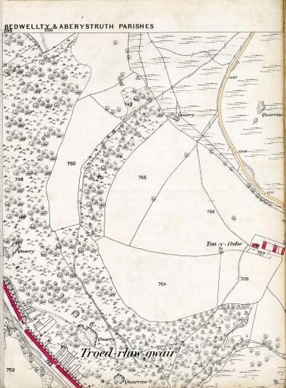 Tredegar Iron & Coal Company Map Page A 9