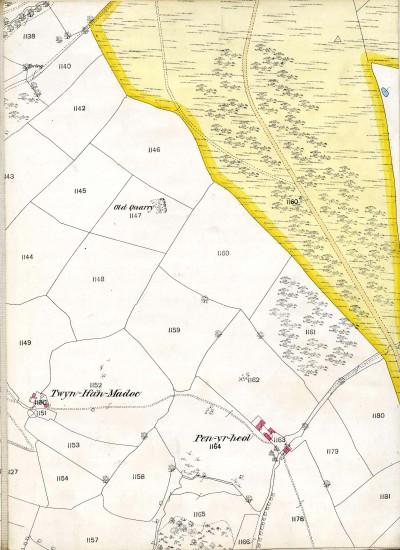 Tredegar Iron & Coal Company Map Page E 8