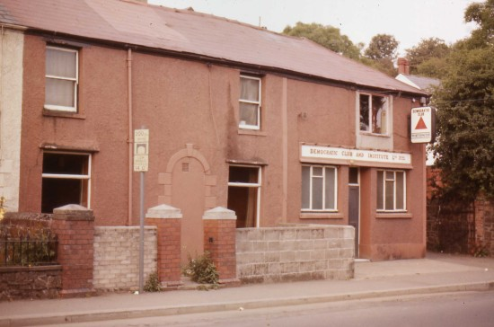 Democratic Club & Institute Tredegar