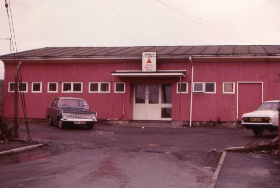 Ashvale Club Tredegar