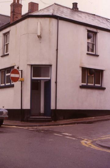 Old County Club, Market Street, Tredegar