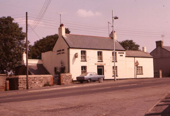 Crown Inn Tredegar