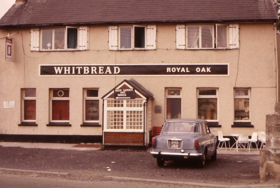 Royal Oak Tredegar