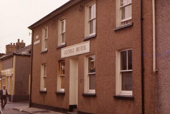 George Hotel Tredegar