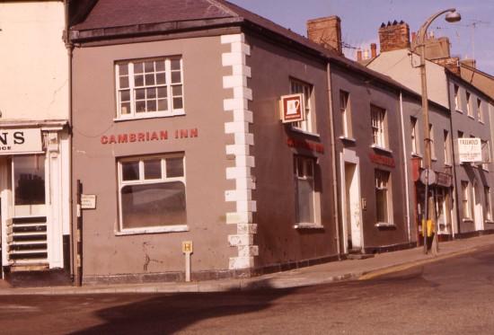 Cambrian Inn Tredegar