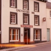 Greyhound Inn Tredegar
