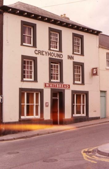Greyhound Inn Tredegar