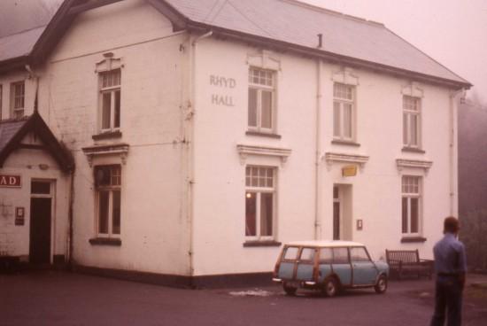 Rhyd Hall Tredegar