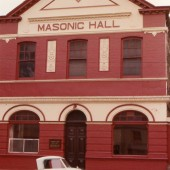 Masonic Hall Tredegar