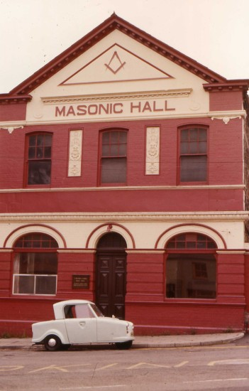 Masonic Hall Tredegar