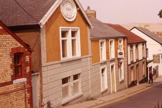 Exservicemen's Club & Institute Tredegar