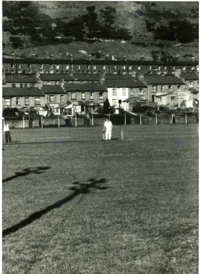 New Tredegar Cricket Ground