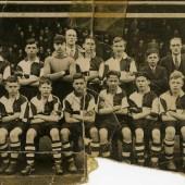 Tredegar Town Football Team