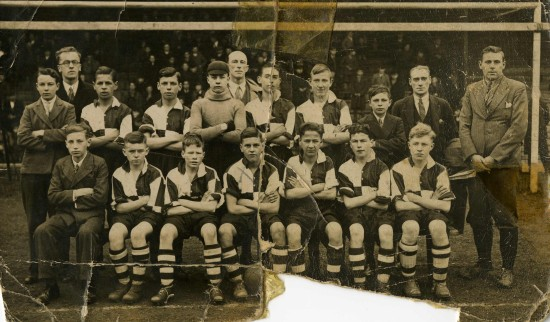 Tredegar Town Football Team