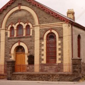 James Street Methodist Tredegar