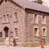 Park Place Chapel Tredegar