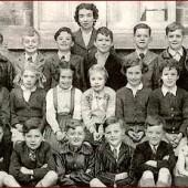 Pupils at Earl St School 1956 /7
