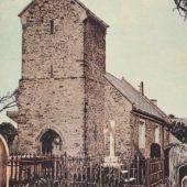 St. Illtyd's Church circa 1906