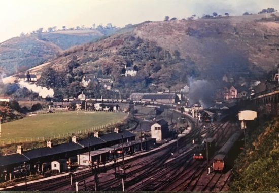 Aberbeeg Railway Junction