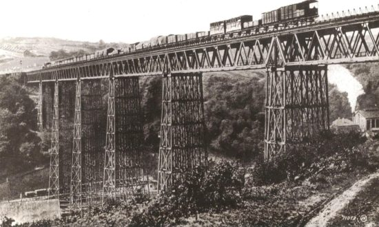 Crumlin Viaduct: Wonder of the Industrial Revolution