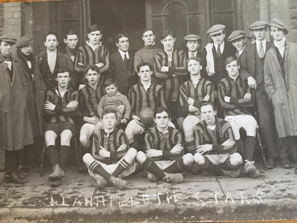 Llanhilleth Stars Football Team