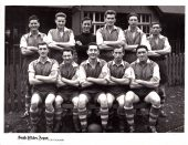 Llanhilleth AFC team 1950s