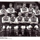 Llanhilleth AFC team 1950s