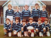 Llanhilleth RFC Mini Rugby Team 1980
