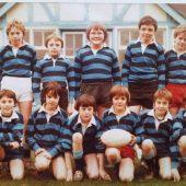 Llanhilleth RFC Mini Rugby Team 1980