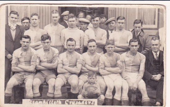 Llanhilleth Crusaders AFC