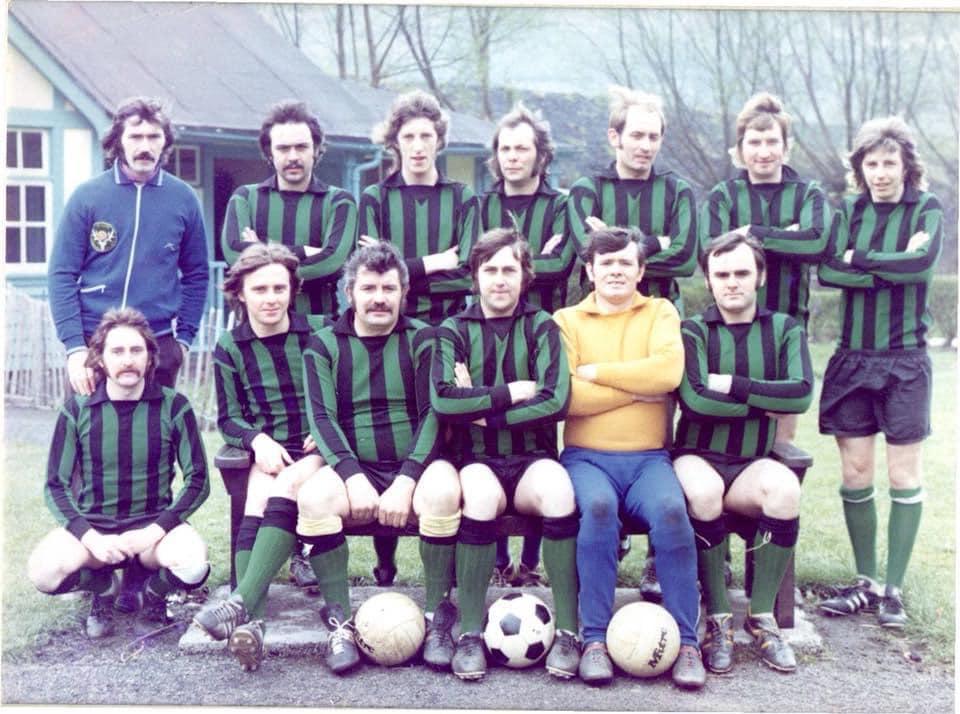 Llanhilleth AFC 1971/72