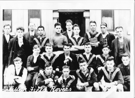 Llanhilleth Field Rovers 1940