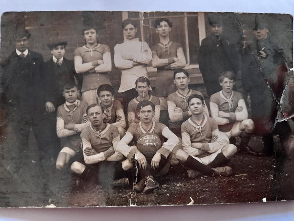 Llanhilleth Juniors AFC 1913/14