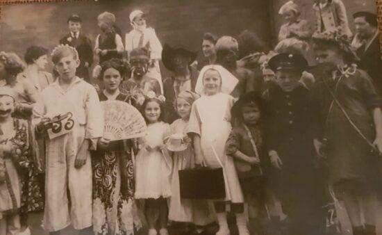 Llanhilleth Carnival circa 1952