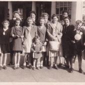 Zion Chapel visit Penarth circa 1948